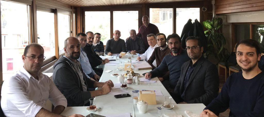 Third Workshop of Piees was Held
