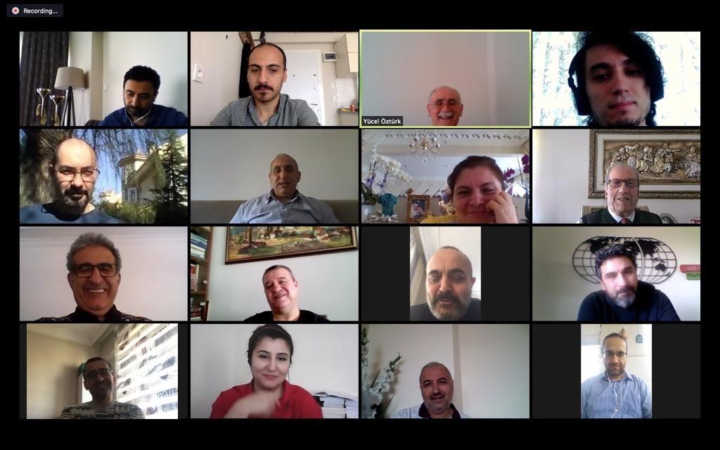 PIEES IV. Çalıştayı Çevrimiçi Ortamda Gerçekleştirildi